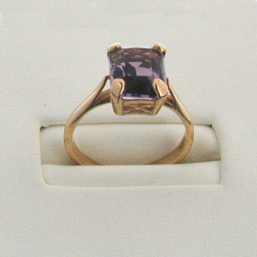 Ness Ring 9ct Gold