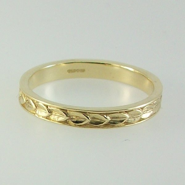 Spean Ring 9ct Gold