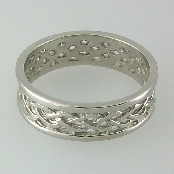 Staffa Ring Platinum