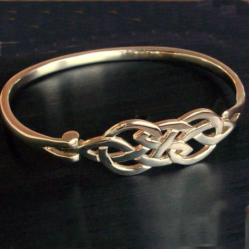 Askernish Bangle 9ct
