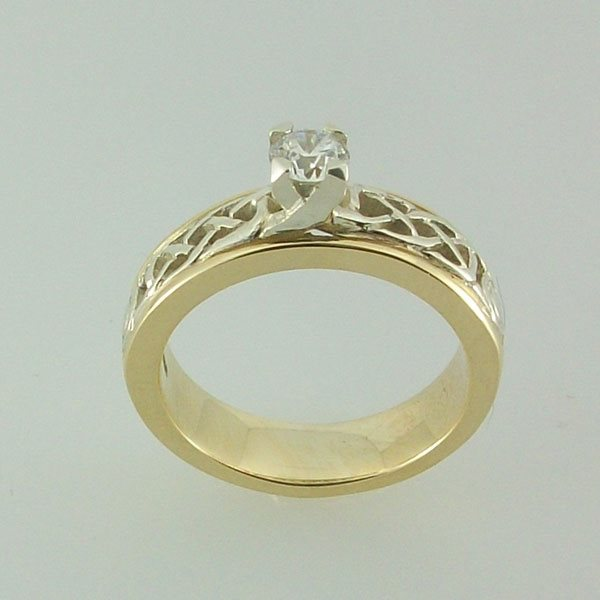 Kerrera Diamond Ring