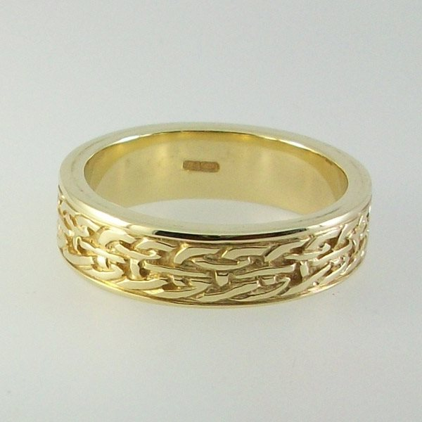 St Kilda 9ct Gold Ring