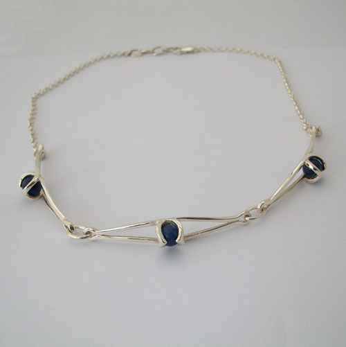 Enya Sodalite Necklace