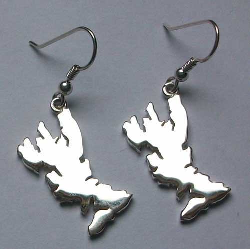 Skye Earrings Silver
