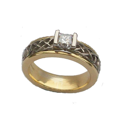 Scalpay Diamond Ring