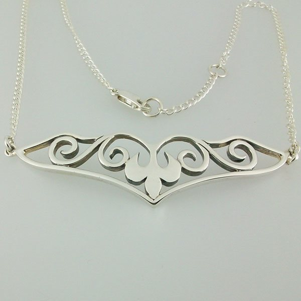 Boreray Silver Necklace