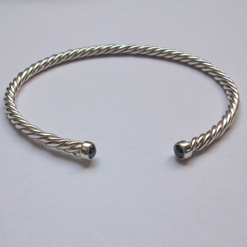 Mini Torc Bangle