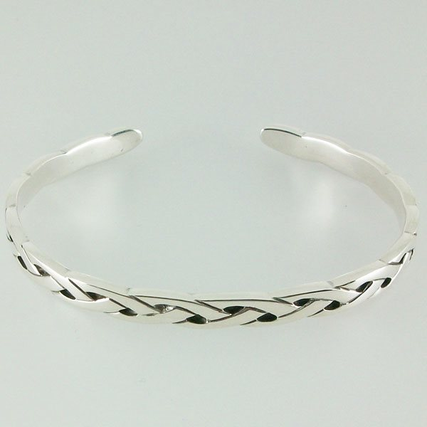 Orb Torc Bangle