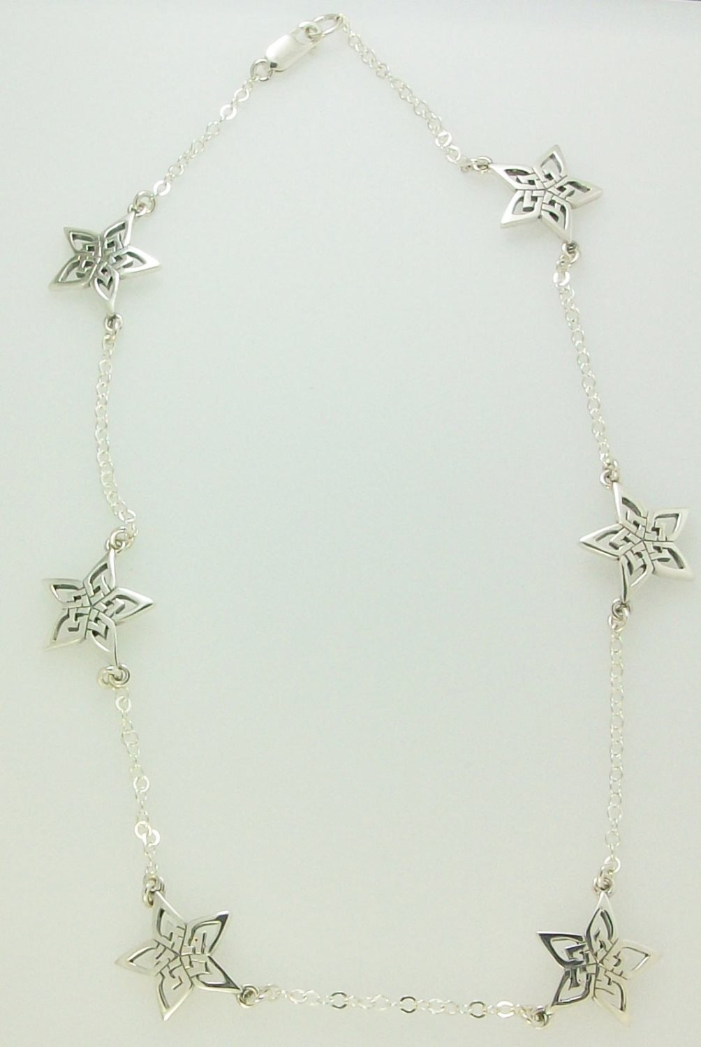 Hebridean Star Necklace