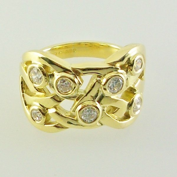 Askernish Diamond 9ct