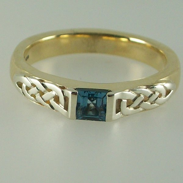 Carloway London Blue Topaz