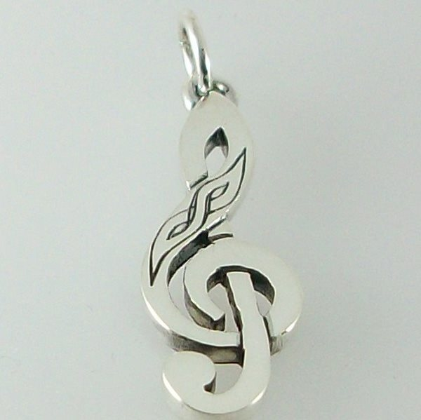 Small Celtic Treble Clef