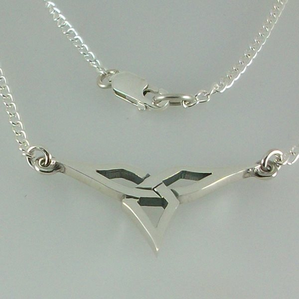 Hebridean Trinity Necklace