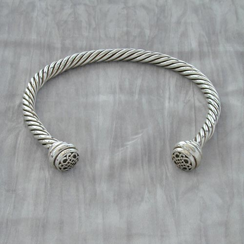 7 Strand Celtic Neck Torc