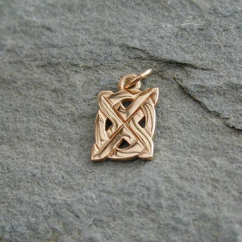 Wiay Gold Charm 9ct