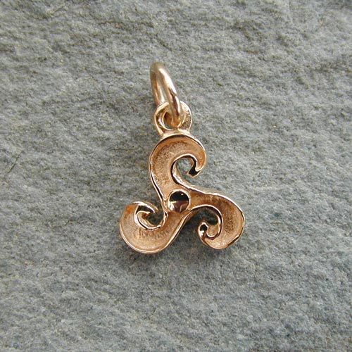 Boreray Gold Charm 9ct