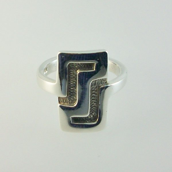 Langass Silver Ring