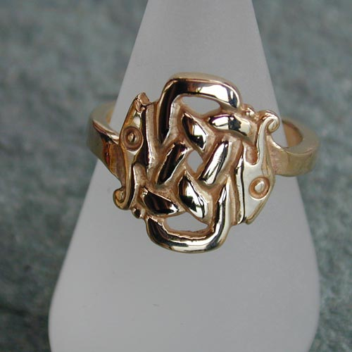 Morven 9ct Gold Ring