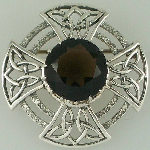 Staffa Brooch