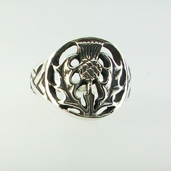 Braes Silver Ring