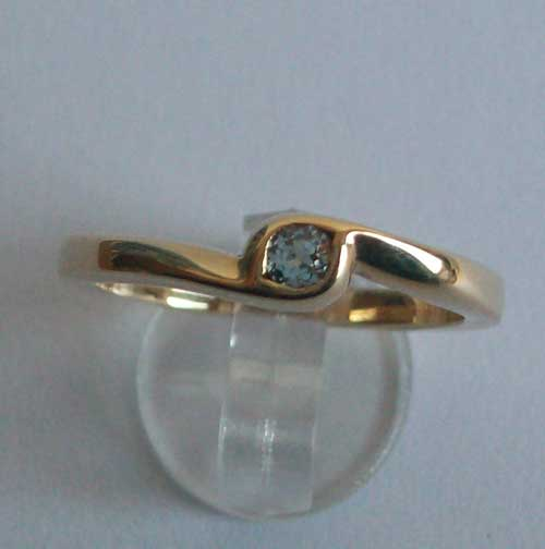 Kildonan 9ct Gold