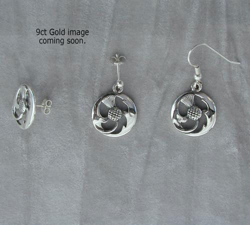 Glenshiel Gold Earrings