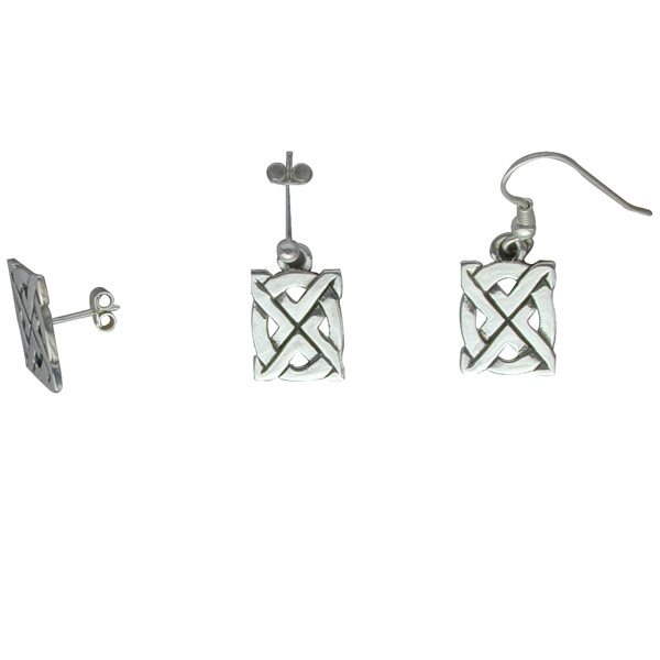 Wiay Silver Earrings