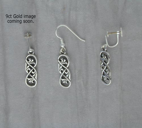 Eriskay Gold Earrings