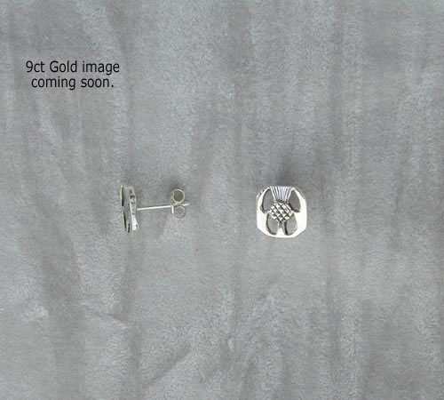 Fladda Gold Earrings