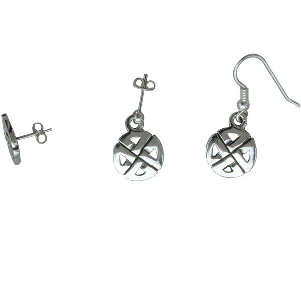 Gighay Silver Earrings