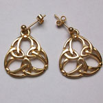 Vallay Gold Earrings