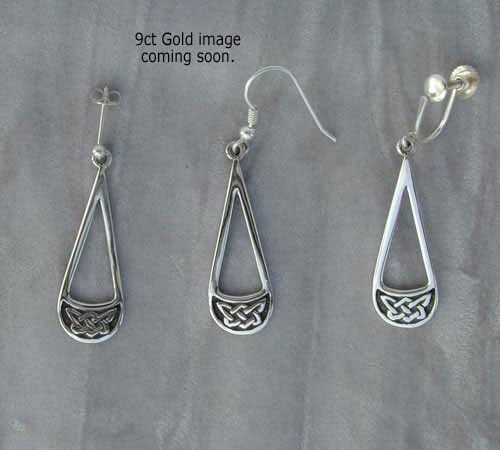 Taransay Gold Earrings