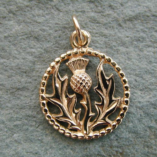 Braes 9ct Gold Charm
