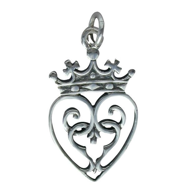Queen Mary Silver Charm