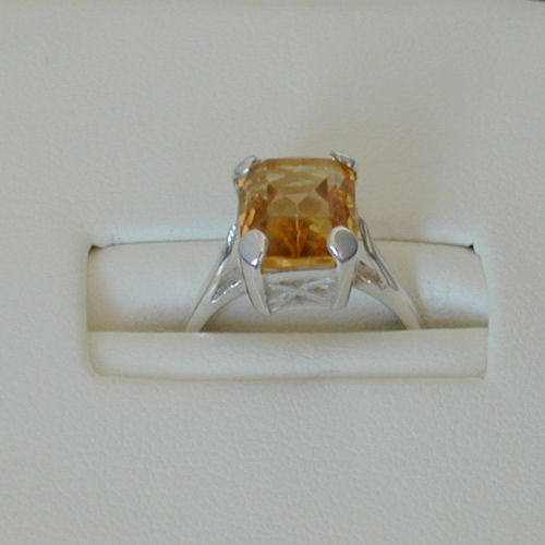 Ness Ring Citrine