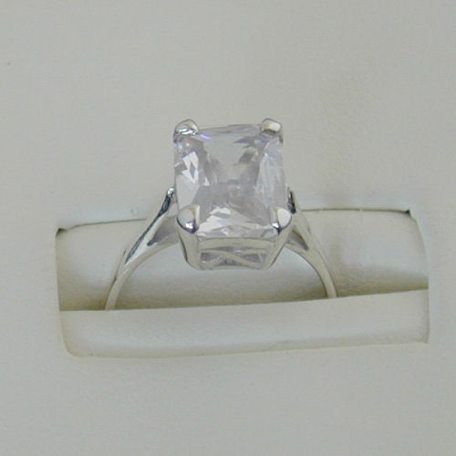 Ness Ring Cubic Zirconia